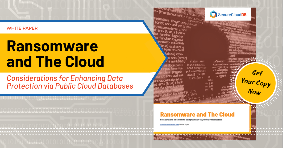 Ransomware and The Cloud White Paper - Get Your Copy Now