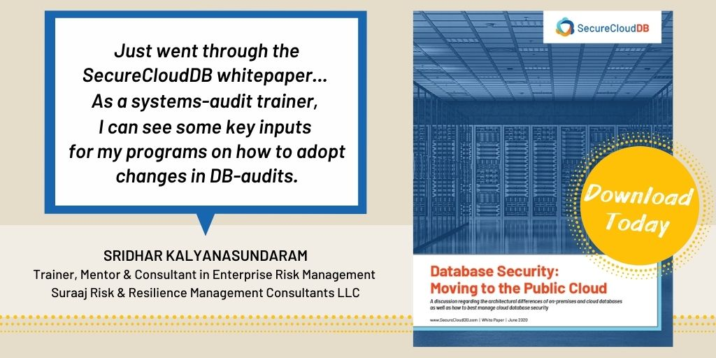 SCDB Moving to Public Cloud White Paper Testimonial